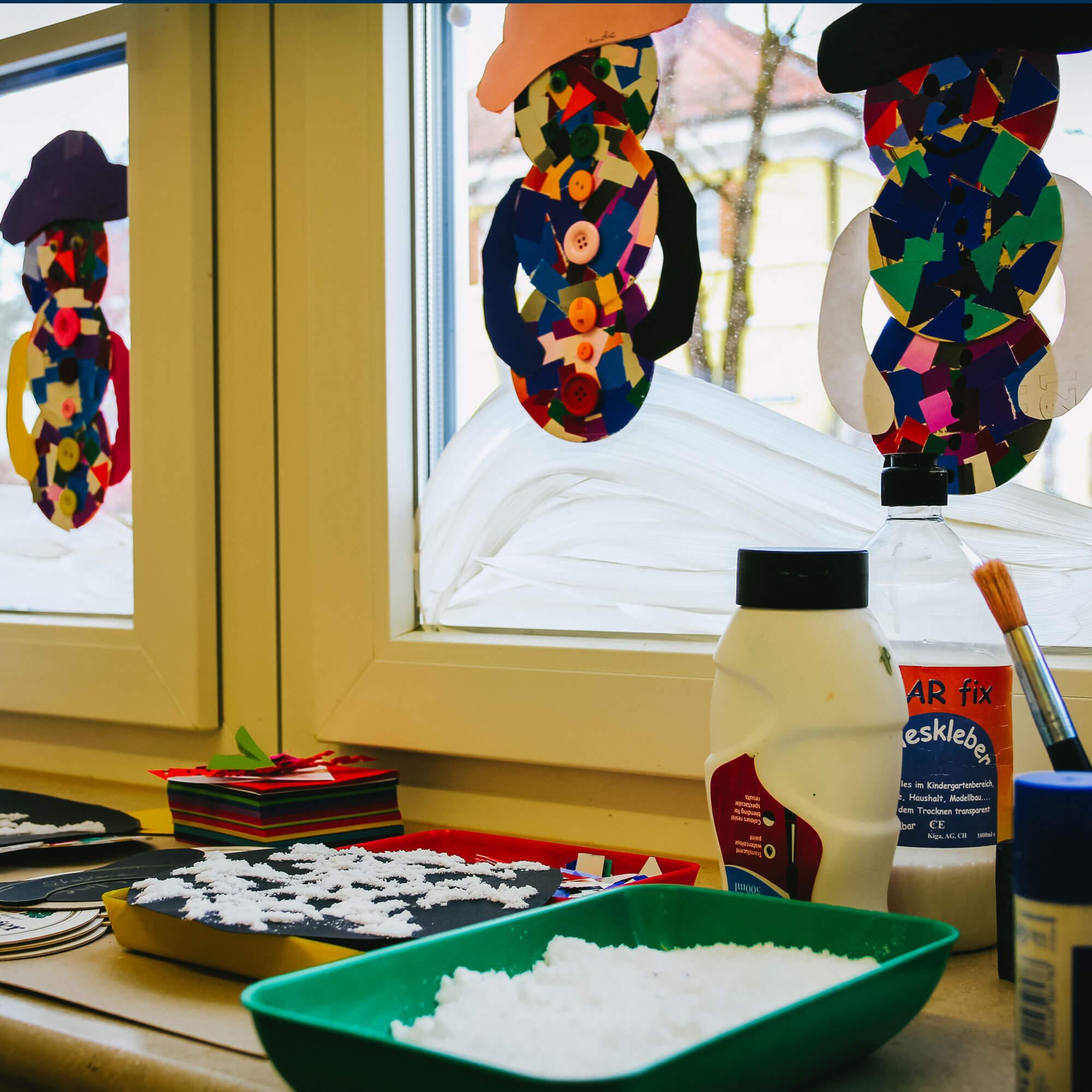 Kunst und ästhetische Bildung Konzeption Kindergarten & Hort im Alten Schulhaus
