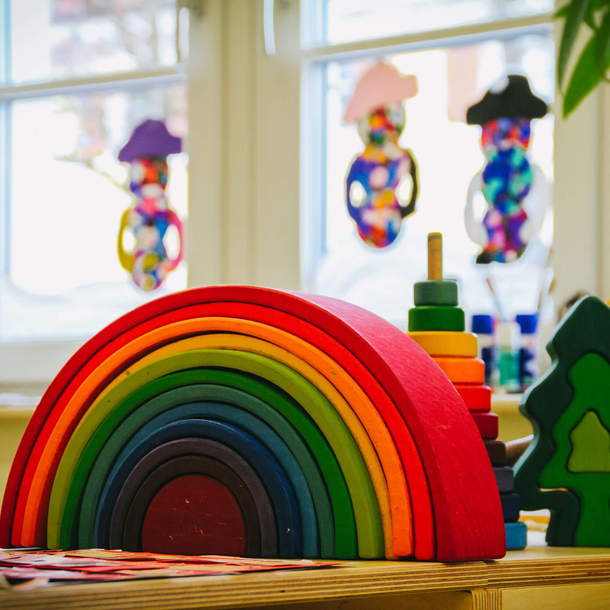 Mathematische Erziehung Konzeption Kindergarten & Hort im Alten Schulhaus