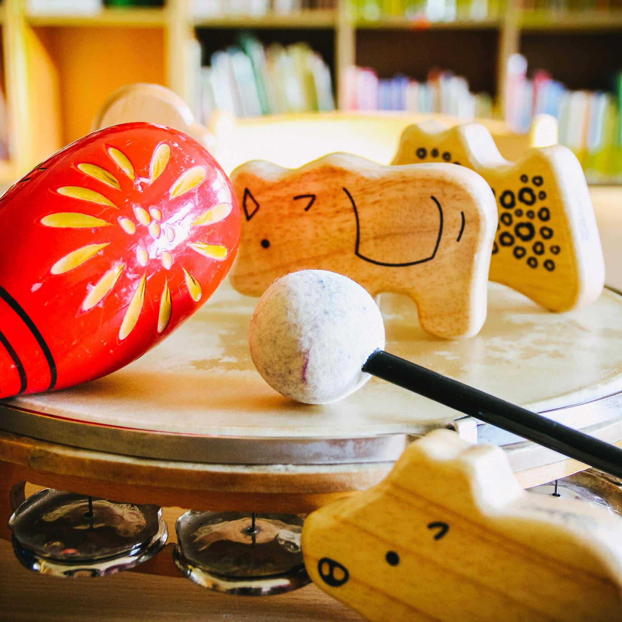 musikalische Früherziehung Konzeption Kindergarten & Hort im Alten Schulhaus