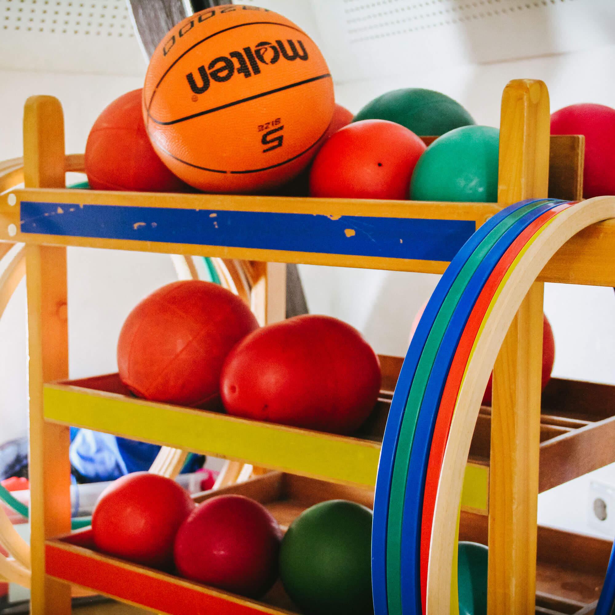 Sport Bewegung Konzeption Kindergarten & Hort im Alten Schulhaus