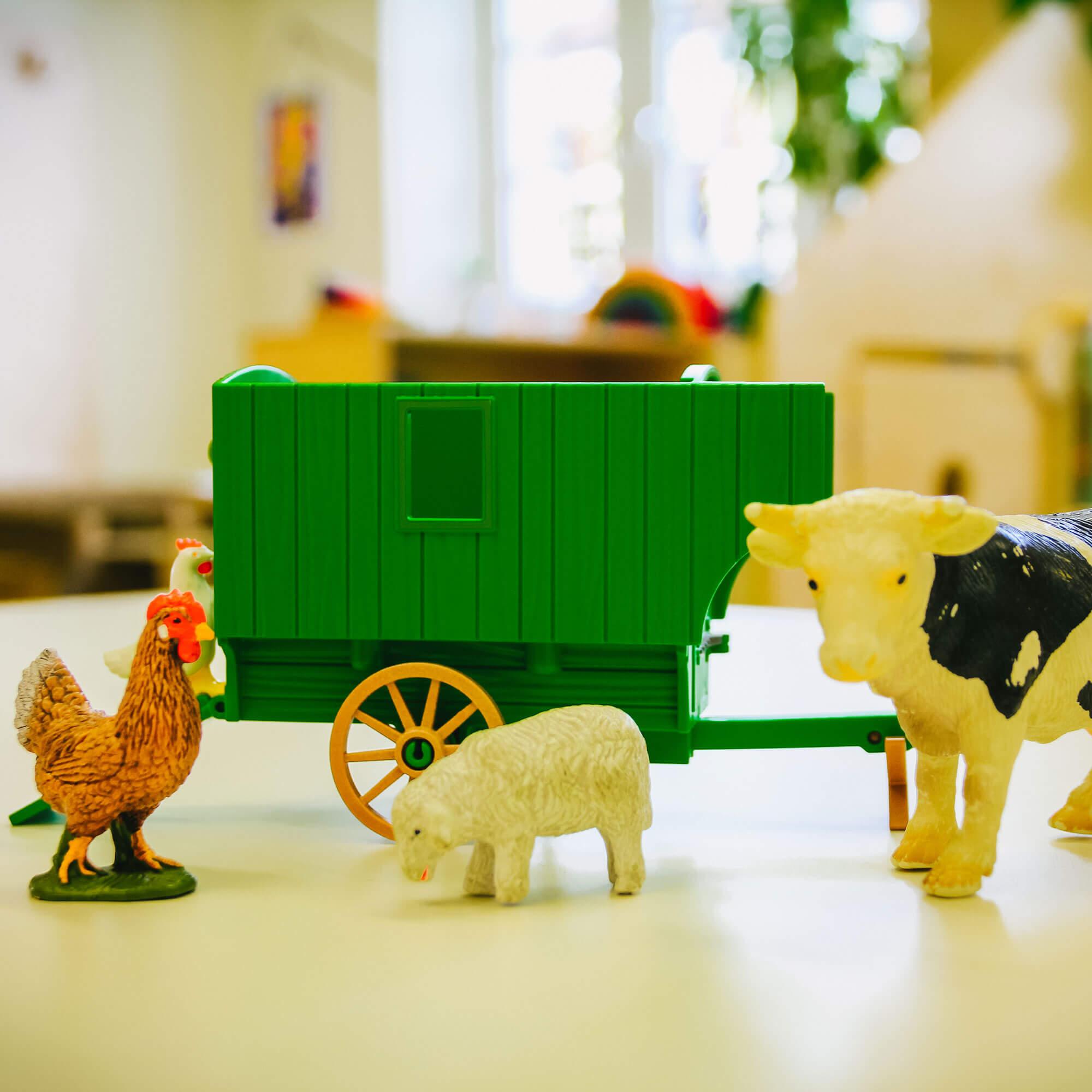 Umwelterziehung Konzeption Kindergarten & Hort im Alten Schulhaus