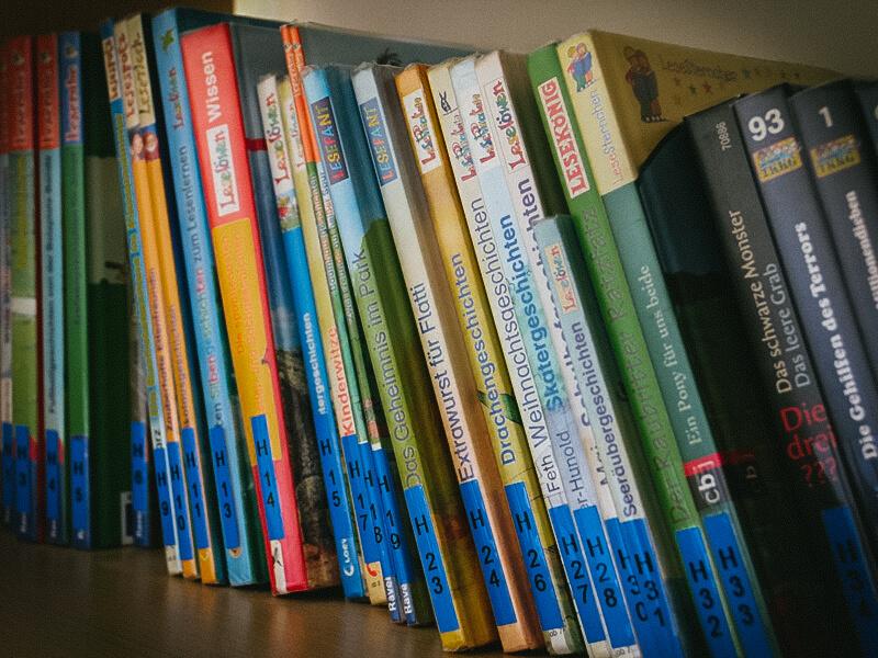 Tag der offenen Tür Bücherei Kindergarten & Hort im Alten Schulhaus