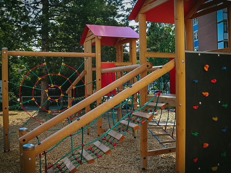 Tag der offenen Tür Garten Kindergarten & Hort im Alten Schulhaus