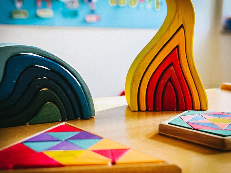 Tag der offenen Tür Gelbe Gruppe Kindergarten & Hort im Alten Schulhaus