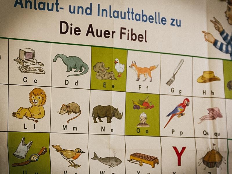 Tag der offenen Tür Hausaufgabenzimmer Kindergarten & Hort im Alten Schulhausa