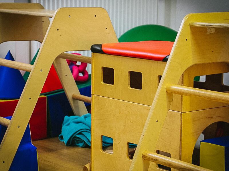 Tag der offenen Tür Turnraum Kindergarten & Hort im Alten Schulhausa